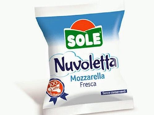 Mozzarella 100gr Sole