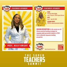 Super Teachers Summit