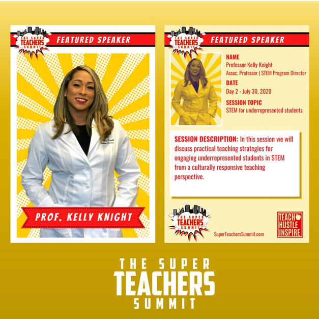 Super Teachers Summit