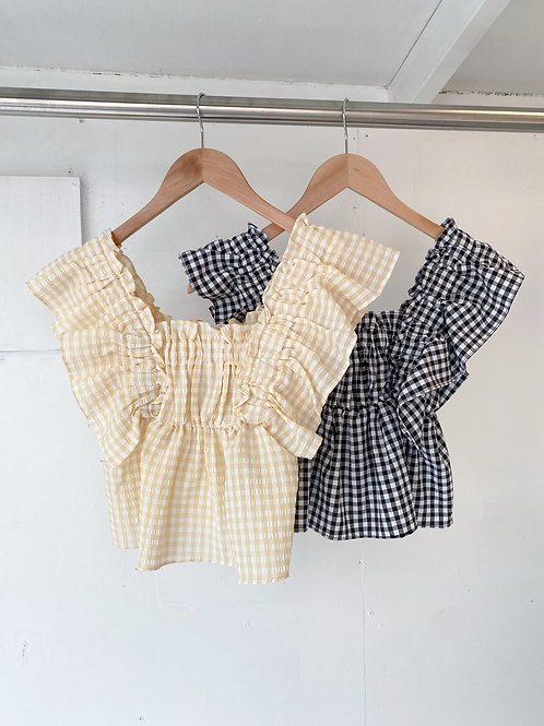 Baby link blouse