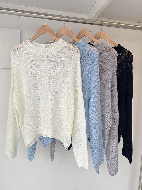 3way cotton knit