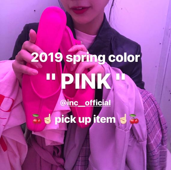 """【トレンドカラー】春ファッションを彩ろう!""""魔法のPINKアイテム""""ご紹介♡"""