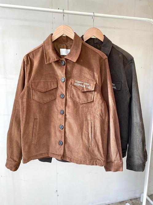 Ronny corduroy jacket