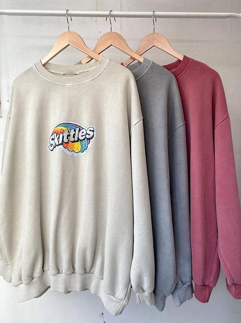 Skittles pullover
