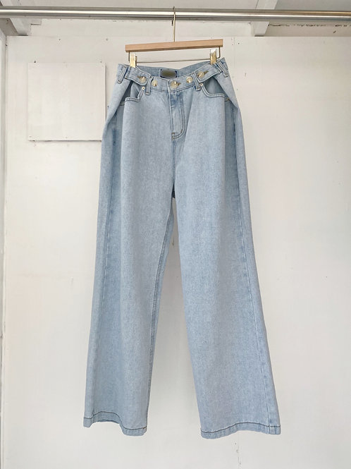Bubble denim