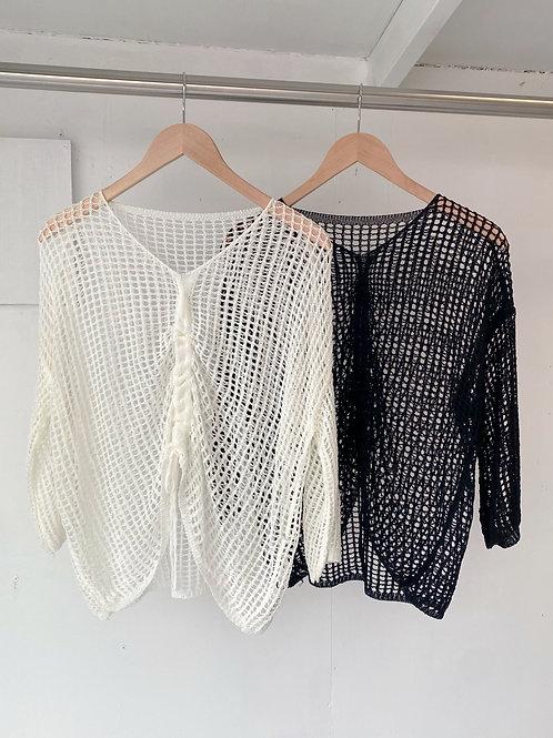 Summer net knit