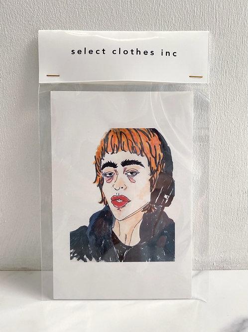 NO.3 Chloe (Post card)