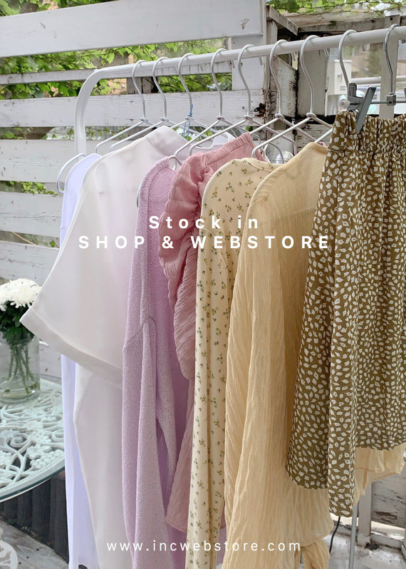 Stock in SHOP & WEBSTORE !!📦💞