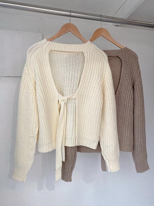 Hachi spring knit