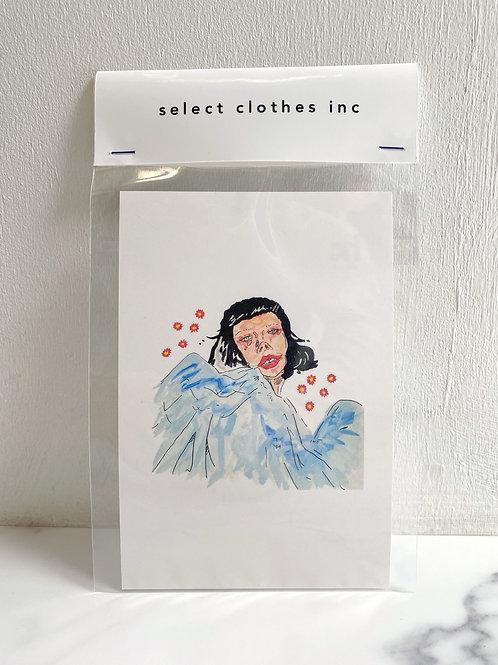 NO.19 iceberg (Post card)