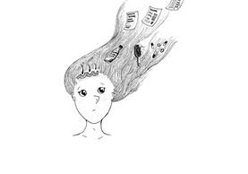 Okładka  1: Problem w głowie czy na głowie?