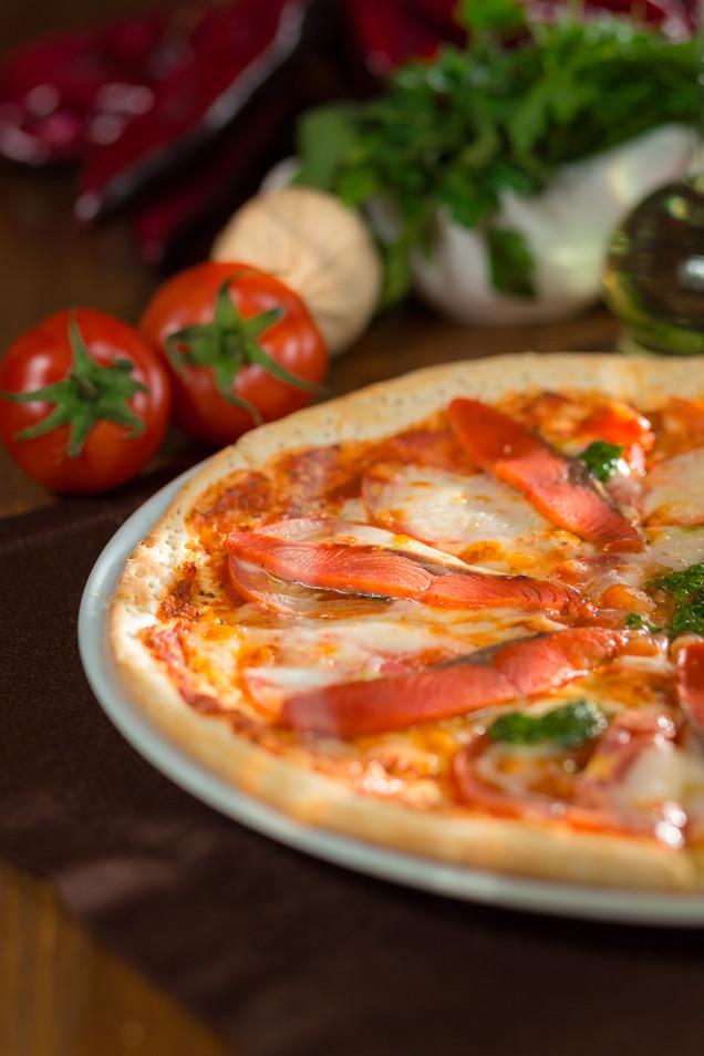 Фотосъемка еды для меню