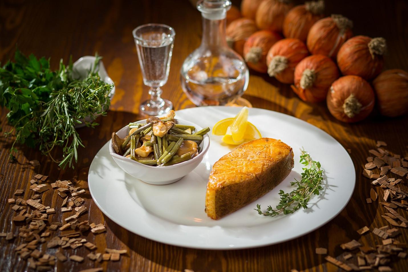 Фотосъемка блюд для рекламы