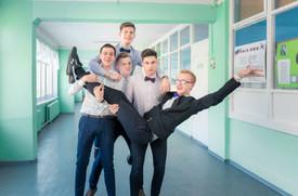 Фото старшеклассников для альбома
