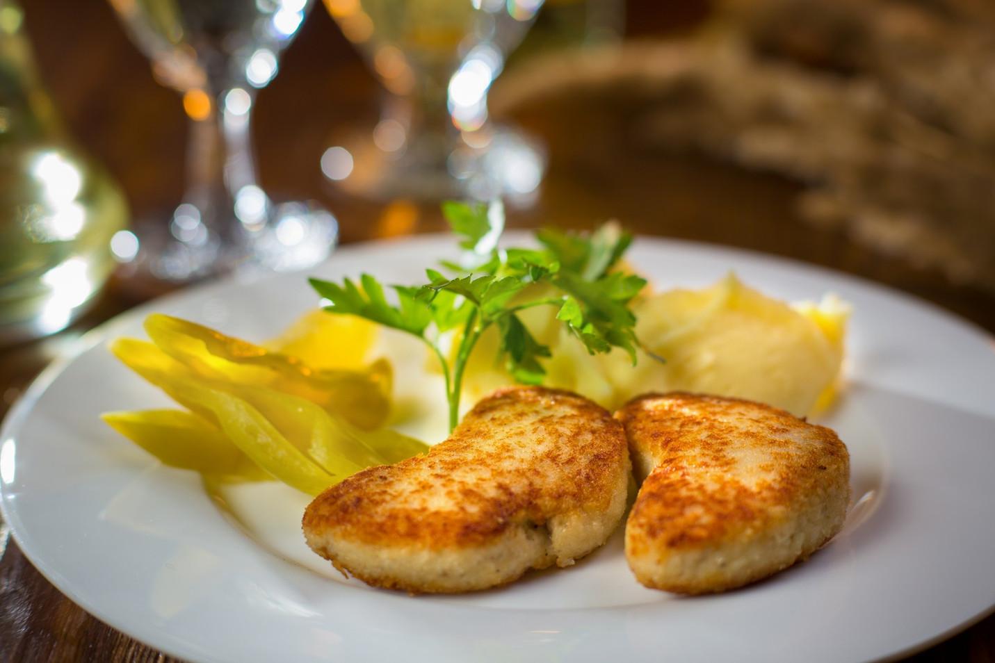 Фотосъемка блюд для меню
