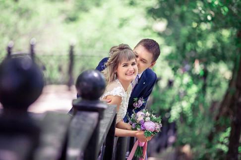 Фотограф с ассистентом на свадьбу