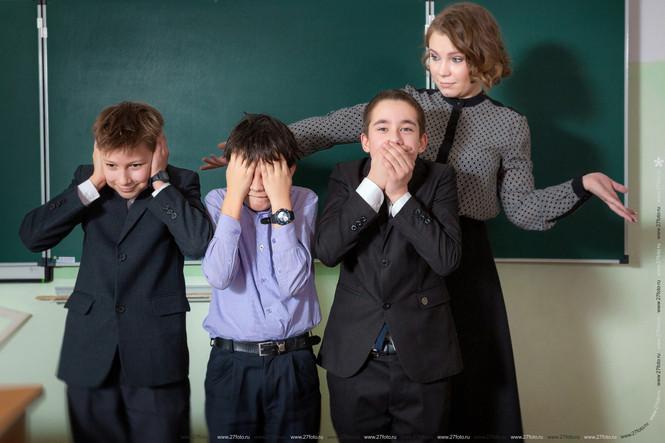 Услуги фотографа в школу
