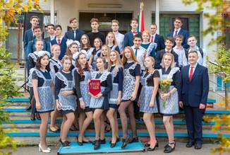 Фото выпускников, 62 школа