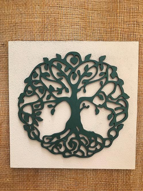 Yaşam Ağacı Duvar Süsü