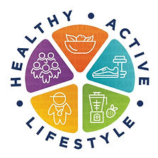 Healthy Active Lifestyle Logo