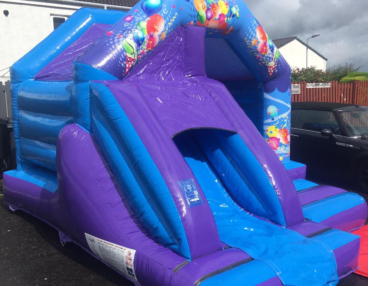 Party slide combi