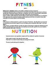 Fitnut Fitness Nutrition for children kids The fitnutprogram obese childhood obesity UK update