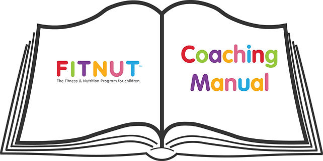 Fitnut Fitness Nutrition for children kids The fitnutprogram obese childhood obesity UK manual
