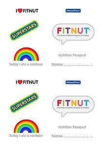 Fitnut Fitness Nutrition for children kids The fitnutprogram obese childhood obesity UK Passports