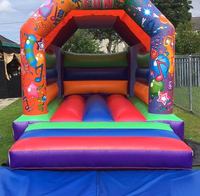 Party fun castle