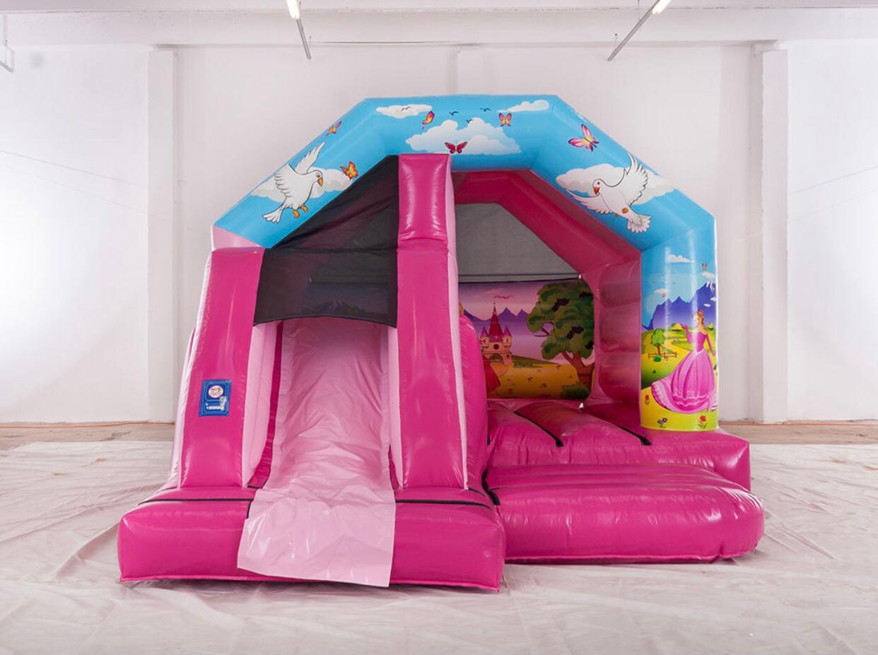 Princess Bounce & Slide