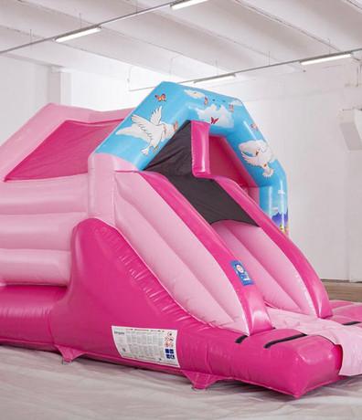 Princess Bouncy Slide