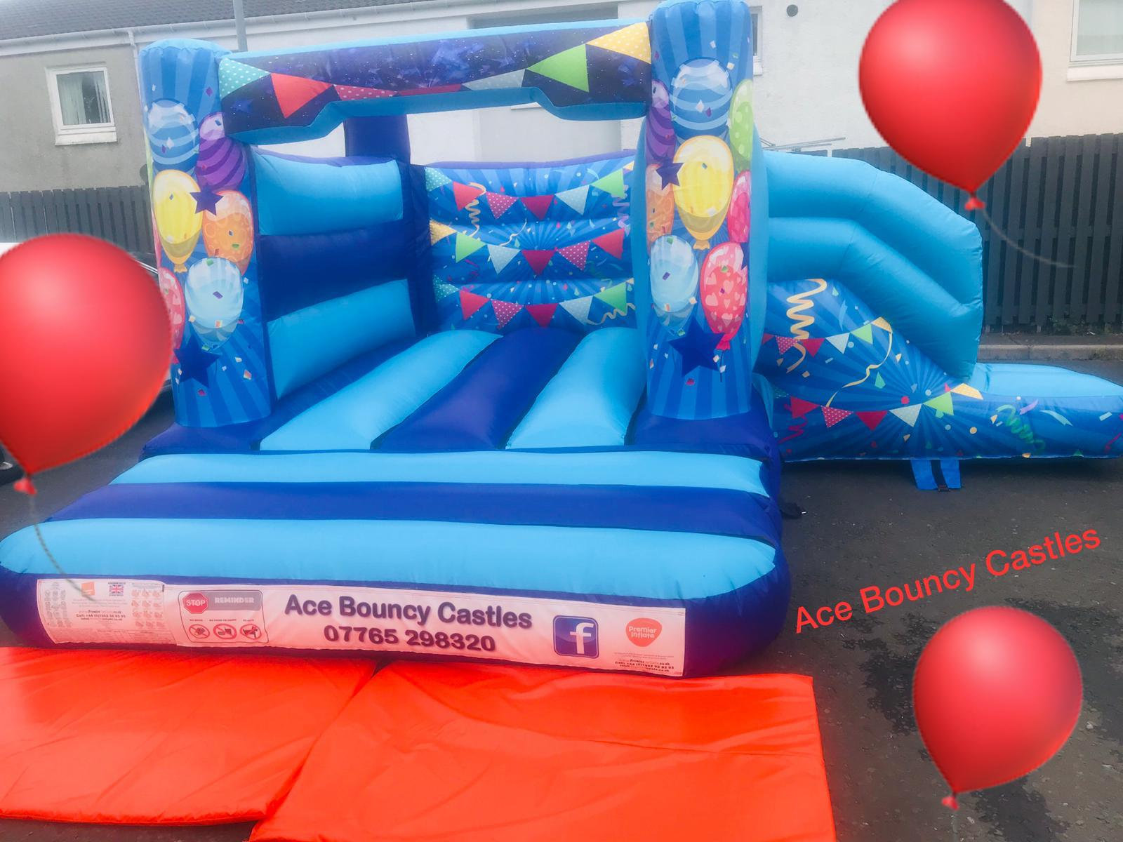 Party Bounce & Slide