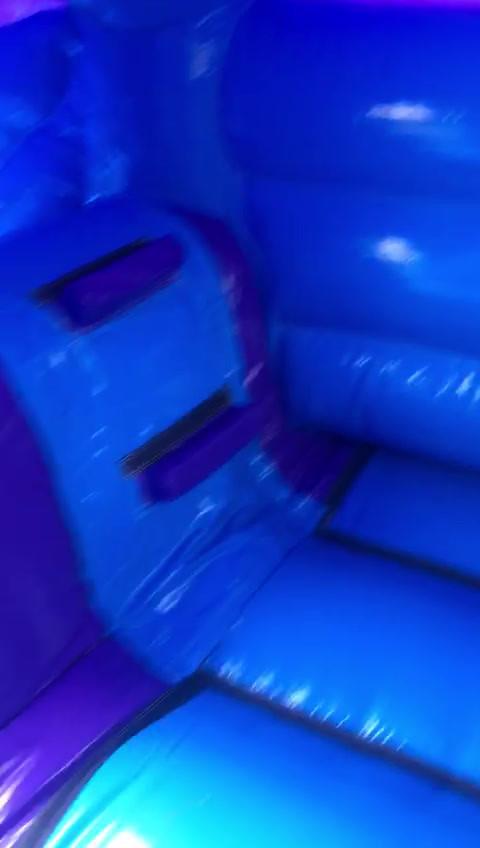 Party slide combi video