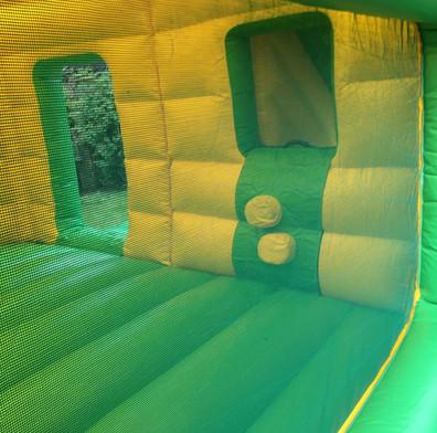 Jungle bouncehouse