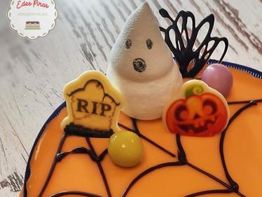 Halloween tortácskák