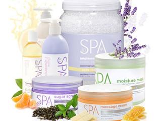 BCL kézápoló spa kezelés