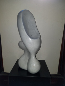 Twister in marble