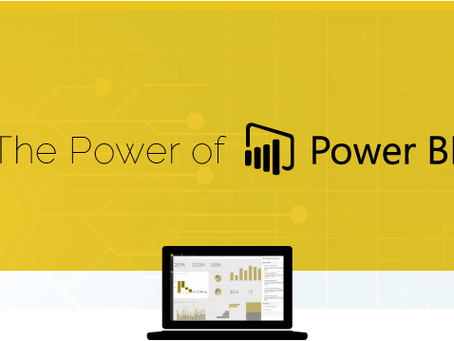 4 Reasons Your Business Needs Microsoft Power BI