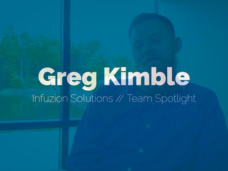 Employee Spotlight | Greg Kimble (Video)