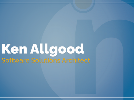 Employee Spotlight | Ken Allgood