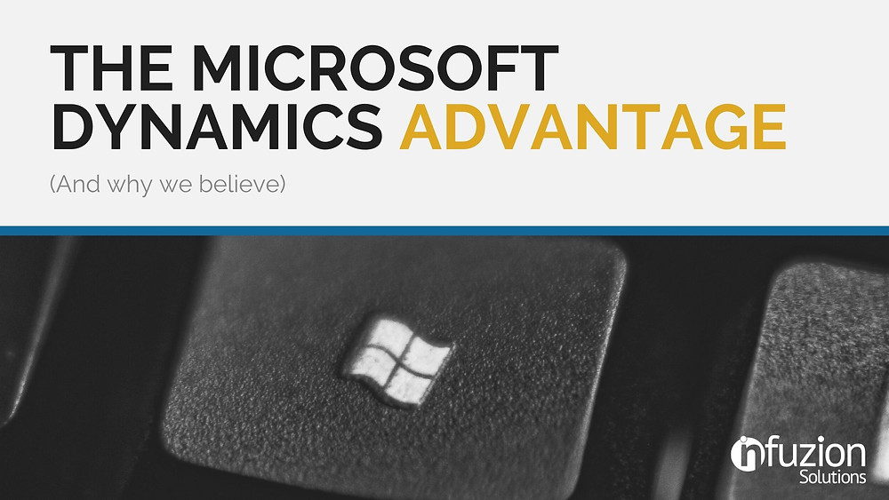 Why your business needs Microsoft Dynamics GP for your ERP software