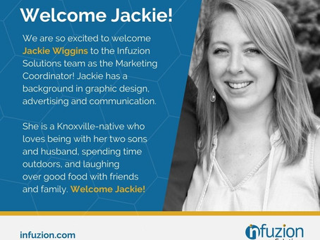 Welcome New Marketing Coordinator!