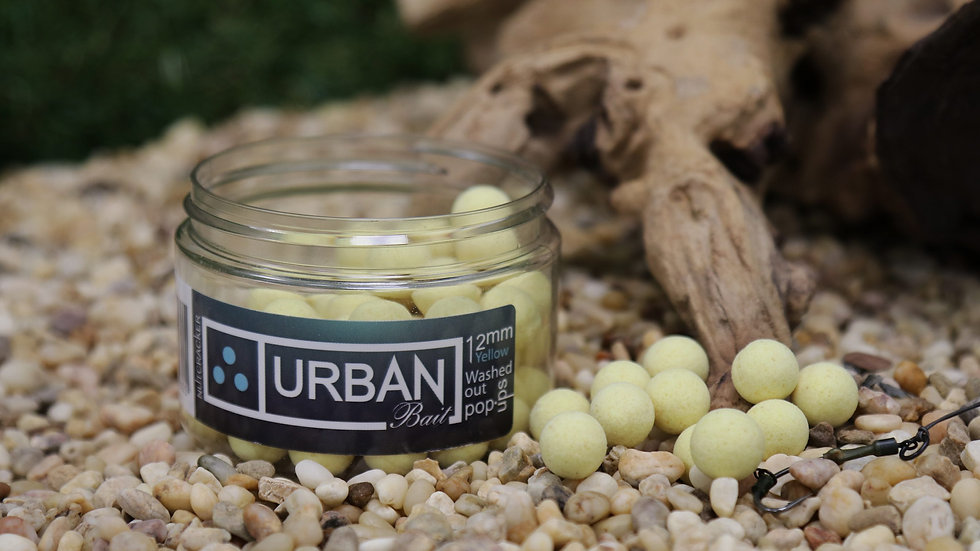 URBAN BAIT NUTCRACKER WASHED OUT YELLOW POP UPS