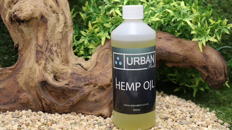 URBAN BAIT HEMP OIL 500ml