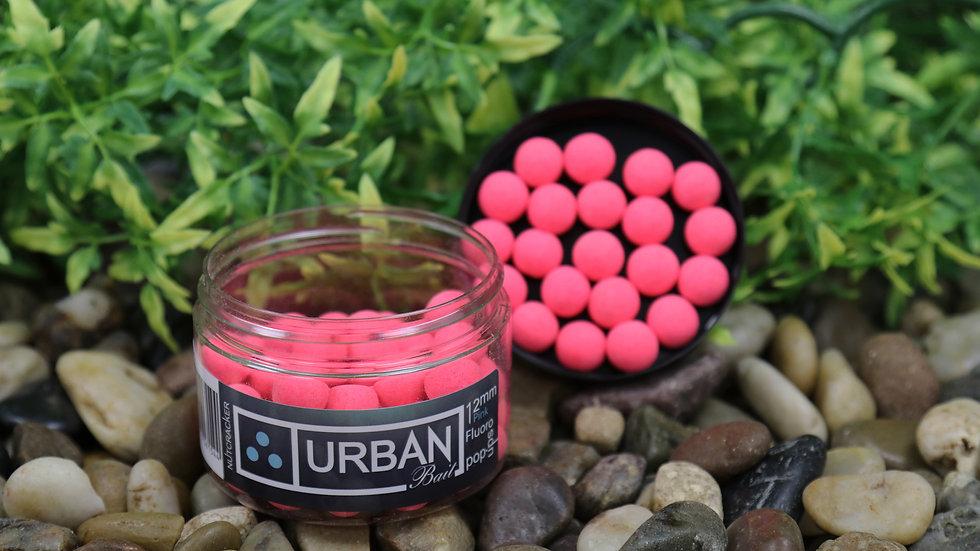 URBAN BAIT FLUORO PINK POP UPS