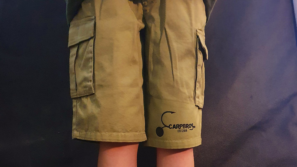 CARPBROS 2021 KIDS UNISEX SHORTS
