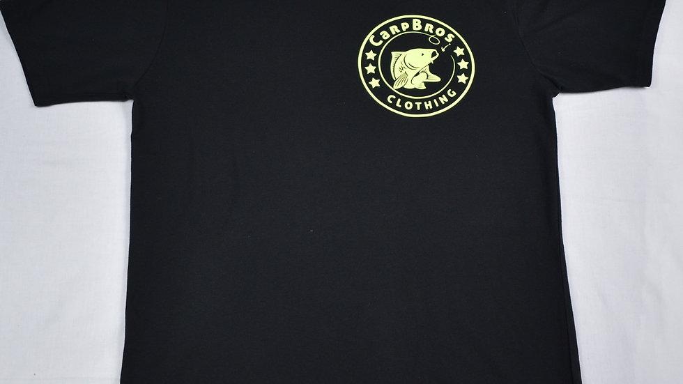 2020 CARPBROS BLACK T-SHIRT