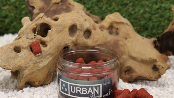 URBAN BAIT Red Spicy Fish Barrel Wafters