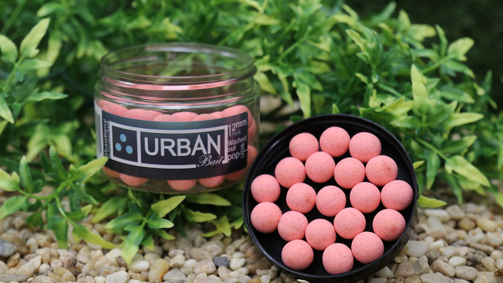 URBAN BAIT STRAWBERRY NUTCRACKER WASHED OUT PINK POP UPS
