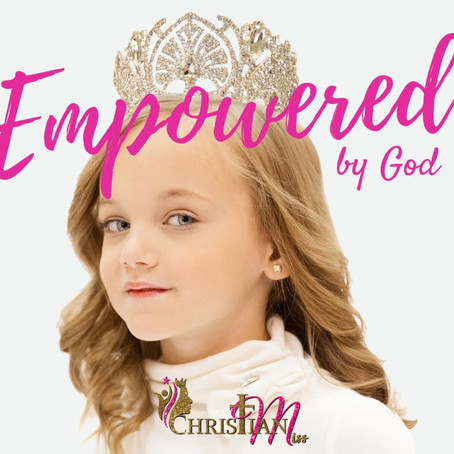 Empowered, by God!